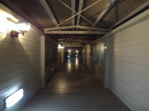 国分温泉廊下