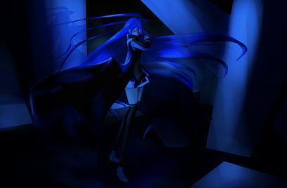 闇を纏え・・・