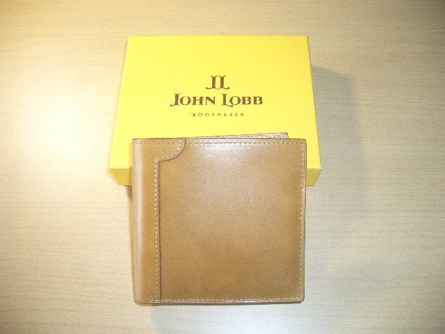 JOHN LOBB wallet