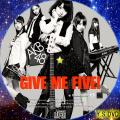 GIVE ME FIVE! TYPE.B/CD