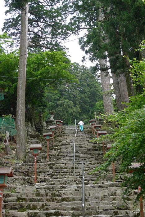 福岡県 英彦山神宮 4