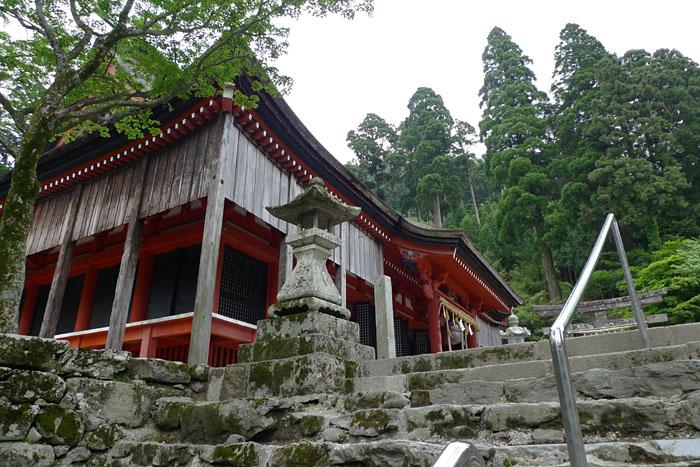 福岡県 英彦山神宮 8
