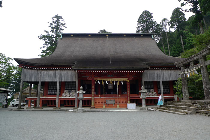 福岡県 英彦山神宮 9