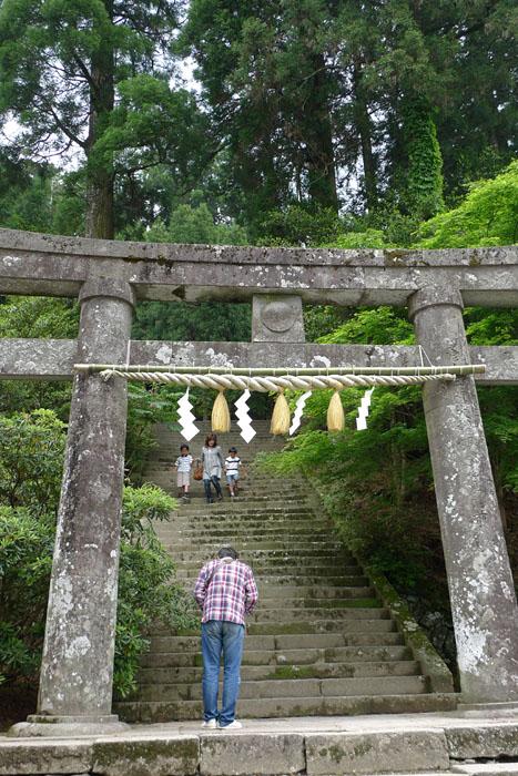 福岡県 英彦山神宮 14
