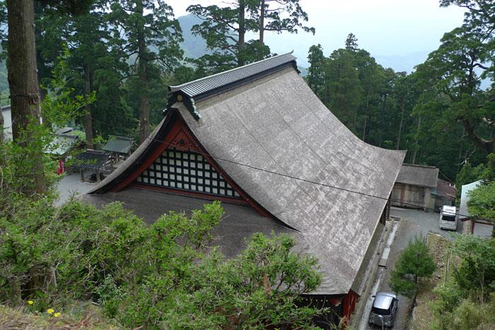 福岡県 英彦山神宮 13