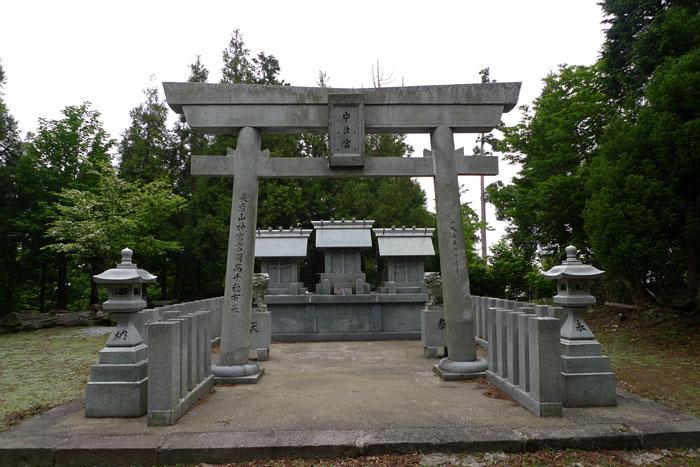 福岡県 英彦山神宮 16