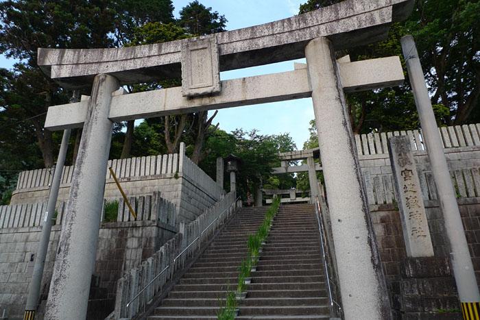 福岡県 宮地嶽神社 2