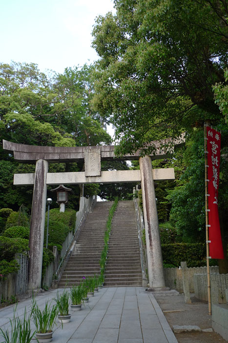 福岡県 宮地嶽神社 1