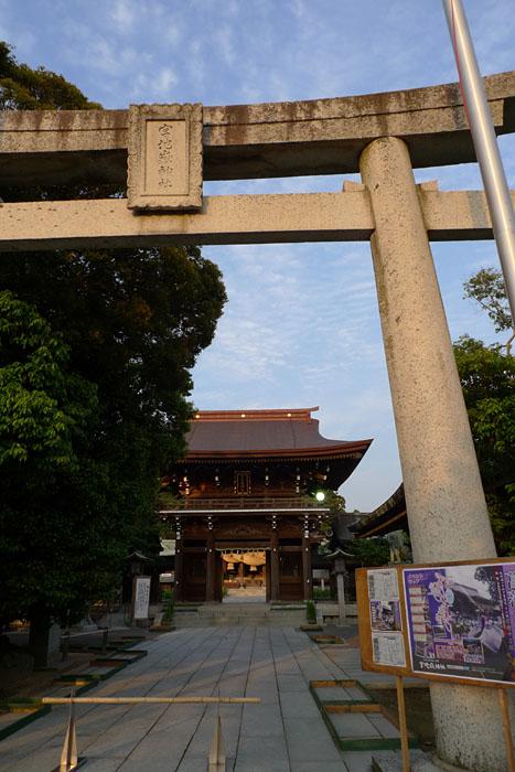 福岡県 宮地嶽神社 8