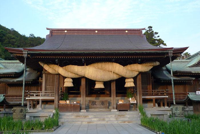 福岡県 宮地嶽神社 15