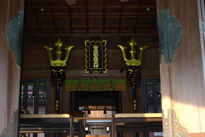 福岡県 宮地嶽神社 16
