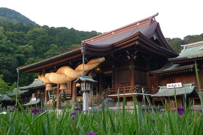 福岡県 宮地嶽神社 23