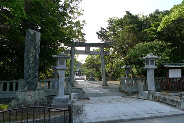 福岡県 宗像大社 3
