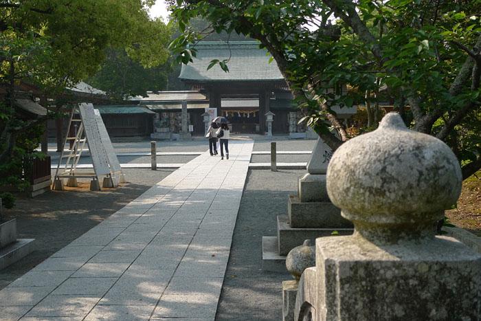 福岡県 宗像大社 6