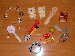 小物楽器①