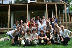 『Yuj8DX主催・大高酵素協賛 ヨガ&プチ断食合宿 in ウィンケルビレッジ』