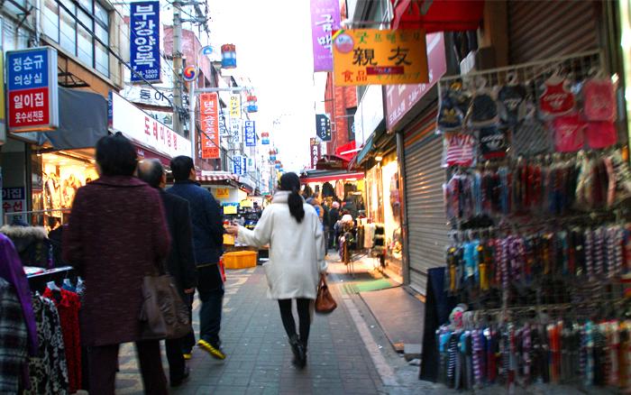韓国のおみやげ
