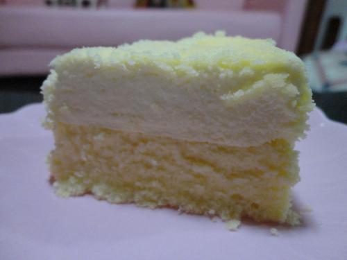 チーズケーキきり