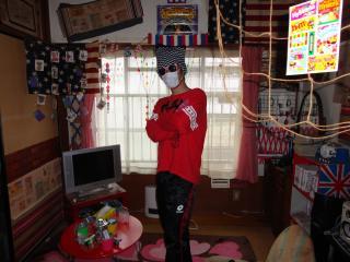 前の部屋と翔太
