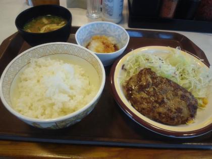 110720_おろしハンバーグ定食