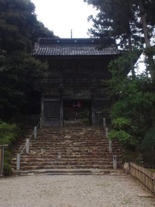110802_妙成寺(正面)