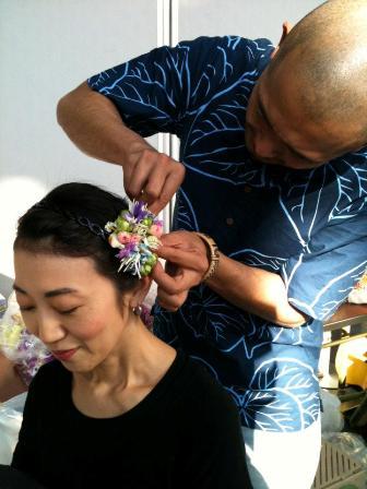 UMAHANA髪飾り2 小