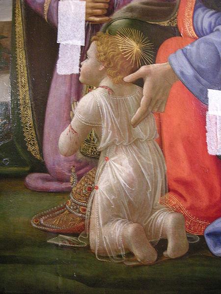 フィレンツェガイド日記                                   フィレンツェ 孤児院の付属美術館