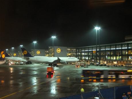 フランクフルト空港1