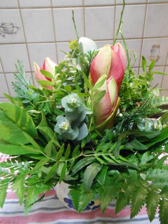 アマリリスの花束1