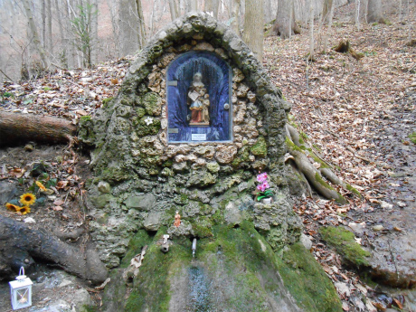 アンナの泉