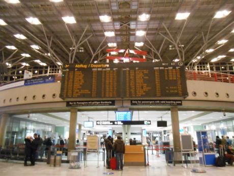 Stuttgart空港1