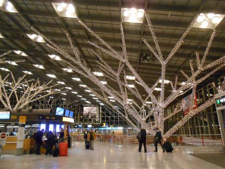 Stuttgart空港2