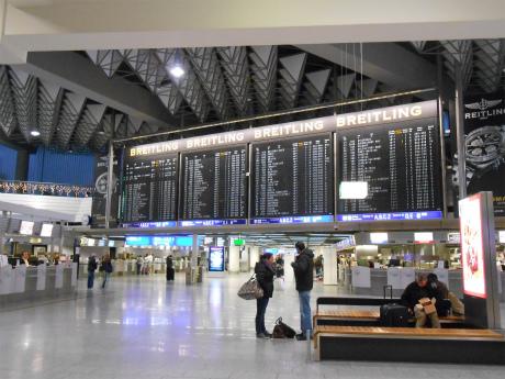 Frankfurt空港1