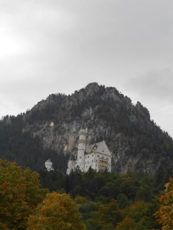 ノイシュヴァンシュタイン城へ3