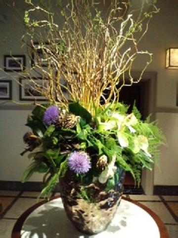 モノリス お花
