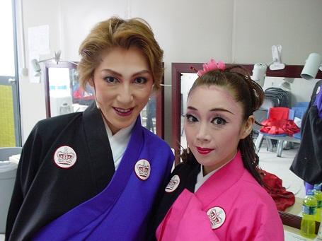 上海 着物 友麻・のりちゃん