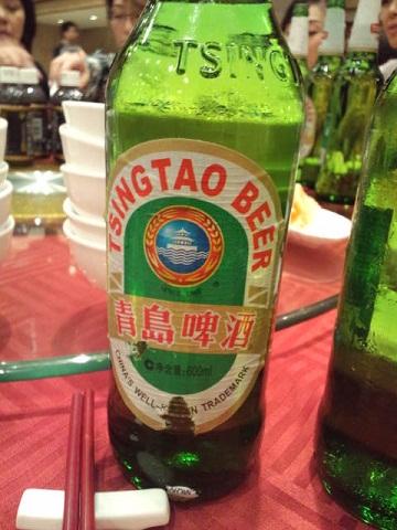 上海 青島ビール