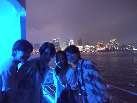 上海 夜景7 4人