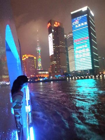 上海 夜景 6 ひかるちゃん