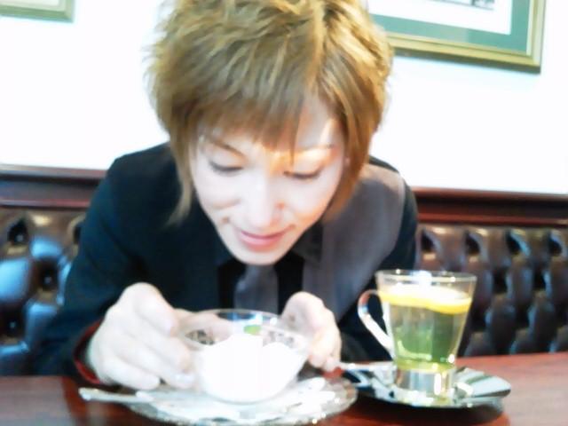 ブラインカフェ友麻 休憩2