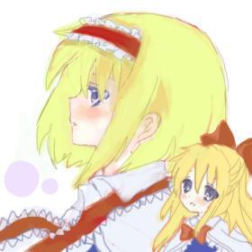 アリス&上海人形03