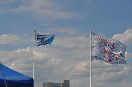 2010.9.26 K9寒川大会 旗