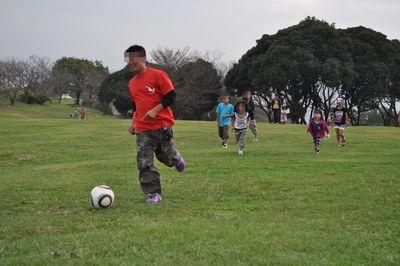 2010.10.17 マザーCUP .サッカー