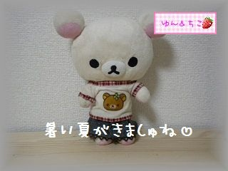 ちこちゃん日記 ★98★ひんやりしましゅ-1