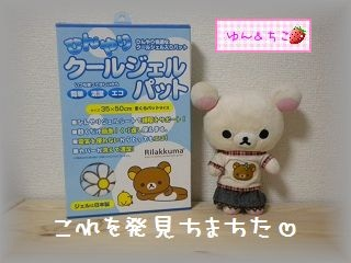 ちこちゃん日記 ★98★ひんやりしましゅ-2