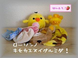 ローソン限定★キイロイトリ着せ替えぬいぐるみ★-2