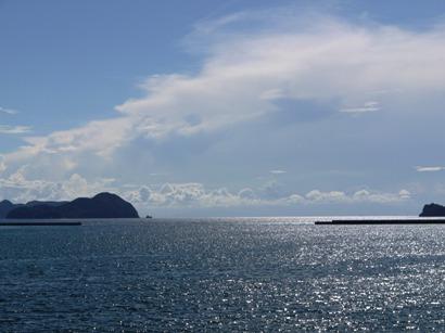 和歌山の海♪