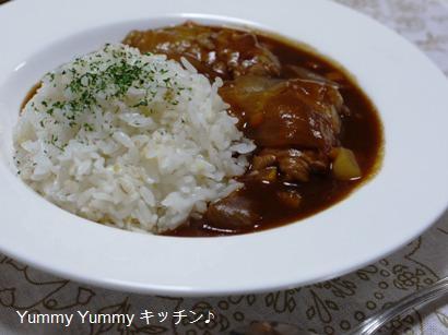 ポテキャロ☆豚肉ロールのビーフシチュー☆