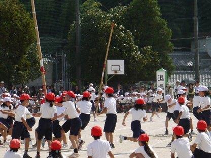 2010運動会娘 竹取物語