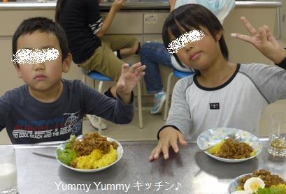 親子クッキング20101103-5